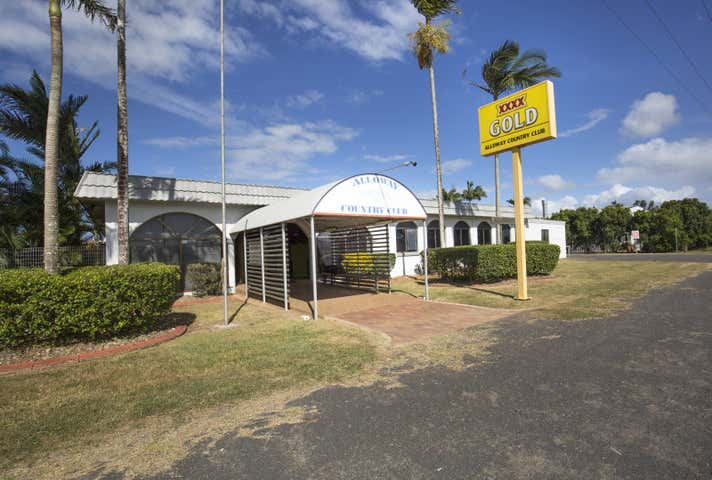 Alloway Country Club, 4370 Goodwood Road Alloway QLD 4670 - Image 1