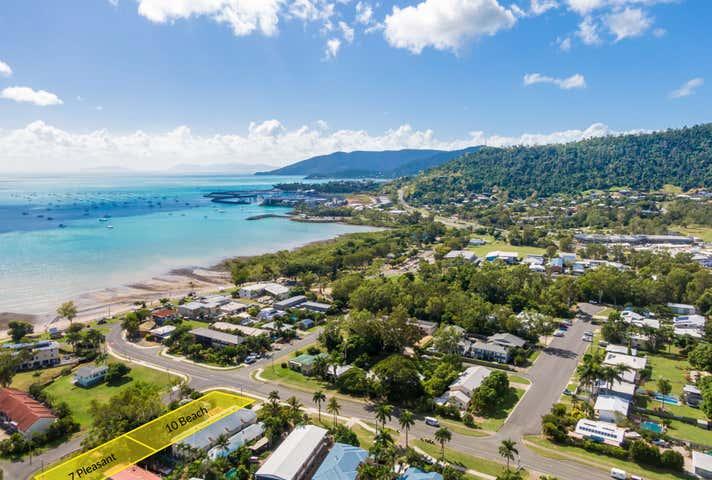 10 Beach Road & 7 Pleasant Drive Cannonvale QLD 4802 - Image 1