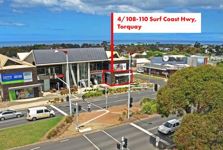 Shop 4, 108-110 Surf coast Hwy Torquay Torquay VIC 3228 - Image 1