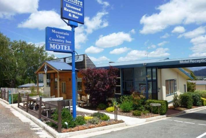 Mountain View Country Inn, 144 Emu Bay Road Deloraine TAS 7304 - Image 1