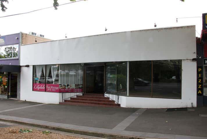 199 Main Street, Lilydale, Vic 3140