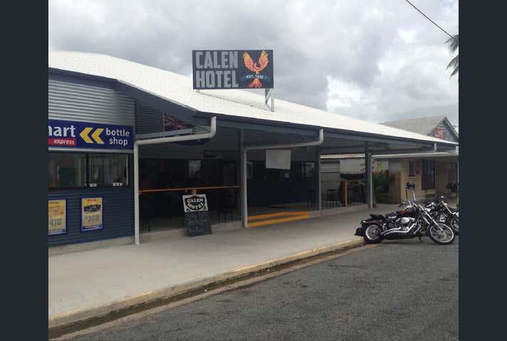 Calen Hotel, LOT 6 on RP 707621, 16 McIntyre Street Calen QLD 4798 - Image 1
