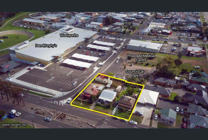 12-16 Murray Street and 38 Byrnes Avenue Tamworth NSW 2340 - Image 1