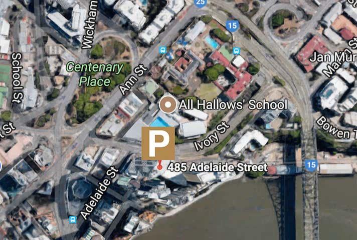 Carpark Spaces, Brisbane, 485 Adelaide Street Brisbane City QLD 4000 - Image 1