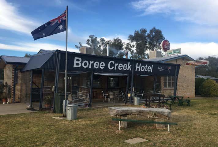 Boree Creek Hotel, 12 Drummond Street Boree Creek NSW 2652 - Image 1