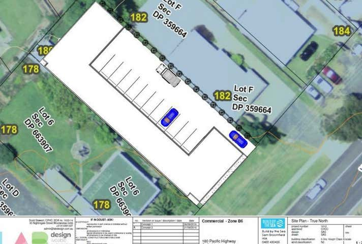 Suite 3, 180 Pacific Highway Coffs Harbour NSW 2450 - Image 1