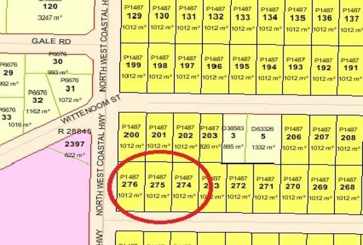 201, 203 & 205 Fourth Street Wonthella WA 6530 - Image 1