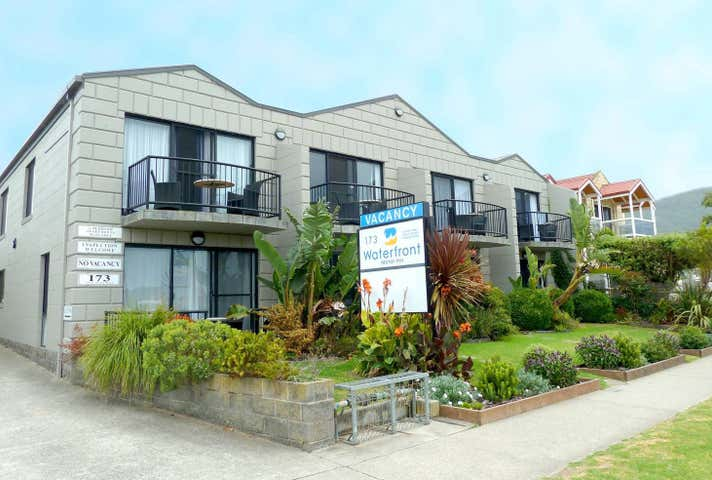 Waterfront Motor Inn, 173 Great Ocean Road, Apollo Bay, Vic 3233