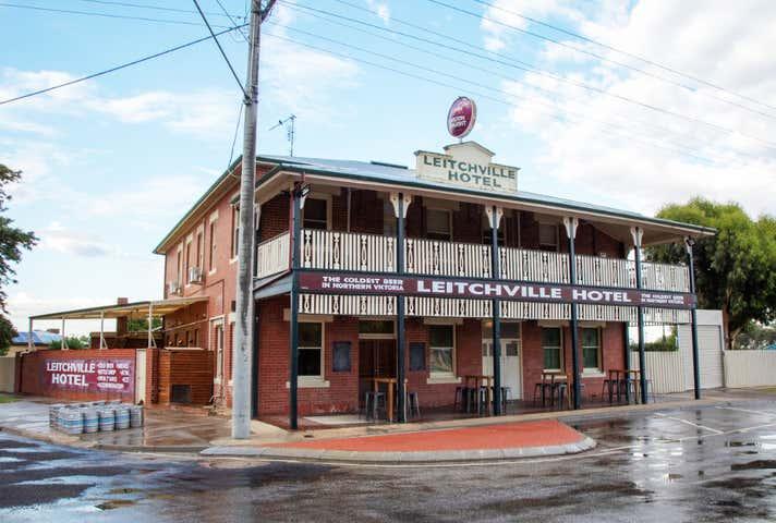 Leitchville Hotel, 17 King George Street Leitchville VIC 3567 - Image 1