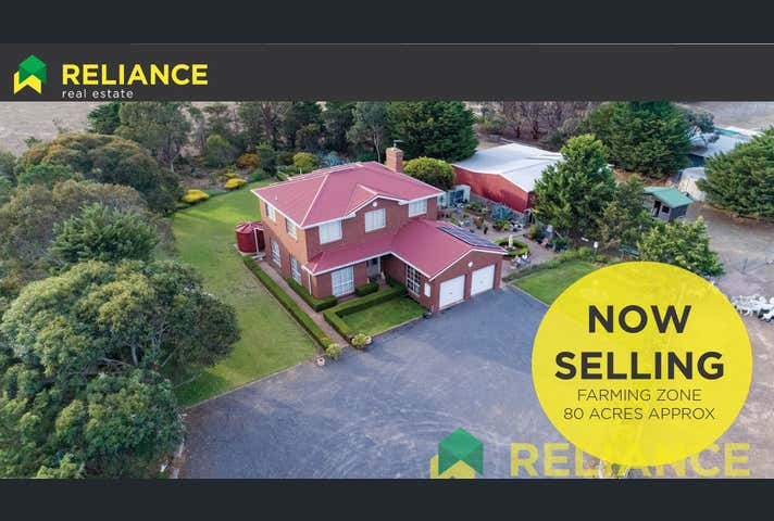 Balliang, address available on request