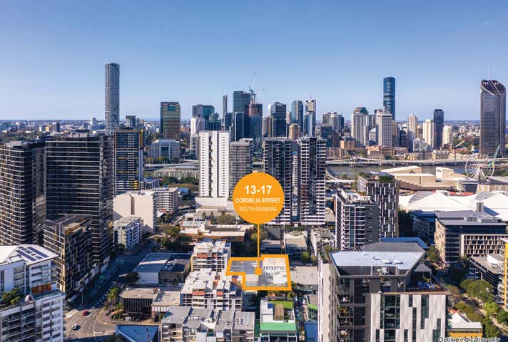 13-17 Cordelia Street South Brisbane QLD 4101 - Image 1