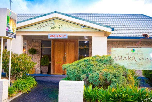 Amara Springs Guest House, 78 Main Road, Hepburn Springs, Vic 3461