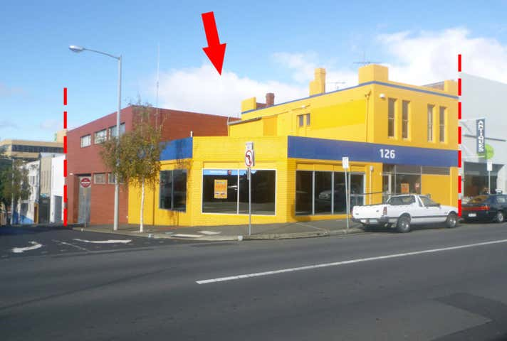 126-126C Bathurst Street Hobart TAS 7000 - Image 1
