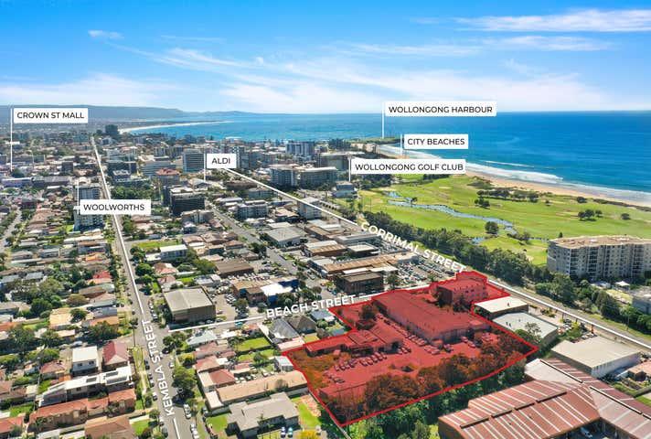 Cnr Corrimal & Beach Street Wollongong NSW 2500 - Image 1