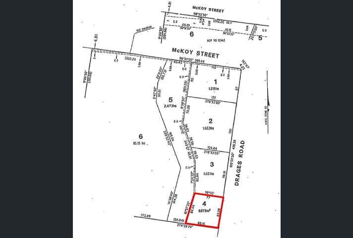 Lot 4 Drages Road Wodonga VIC 3690 - Image 1