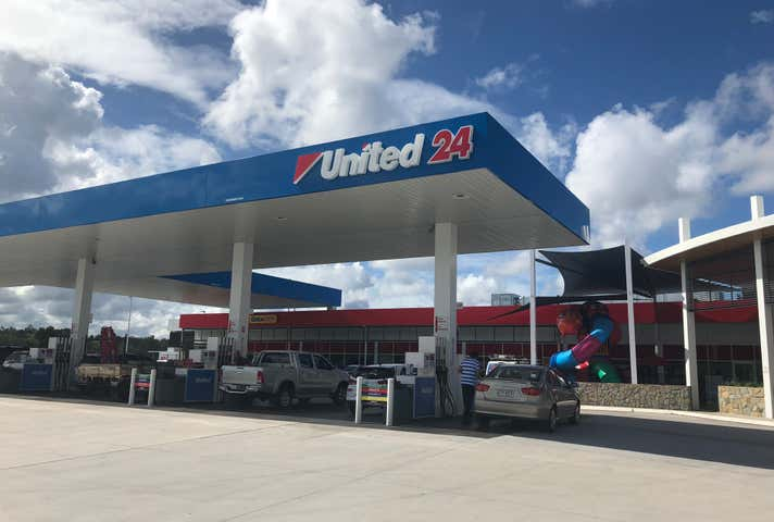 United Petroleum - Gunalda, 2618 Bruce Highway Gunalda QLD 4570 - Image 1
