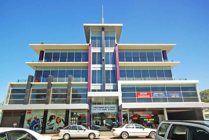Trotman Building, 111-113 Hume Street Wodonga VIC 3690 - Image 1