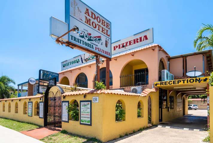 Adobe Motel, 191 Sheridan Street Cairns North QLD 4870 - Image 1