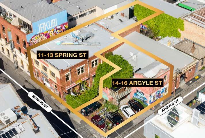 11-13 Spring Street & 14-16 Argyle Street Fitzroy VIC 3065 - Image 1