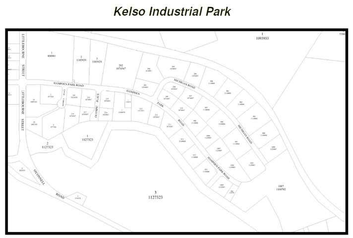 Lot 903 Michigan Road, Kelso, NSW 2795