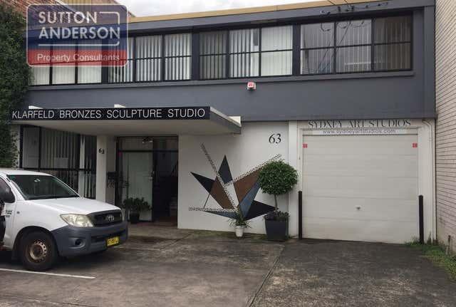 Unit 1, 63 Dickson Avenue Artarmon NSW 2064 - Image 1