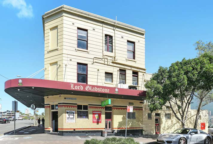Lord Gladstone Hotel, 115 Regent Street, Chippendale, NSW 2008
