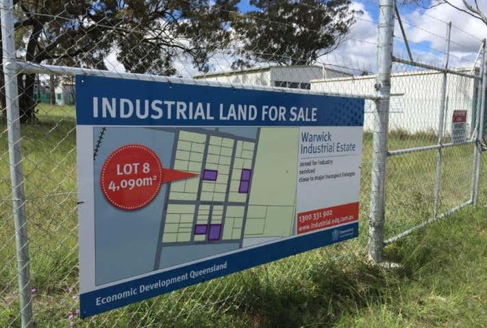Warwick Industrial Estate, Warwick-Killarney  Road Warwick QLD 4370 - Image 1