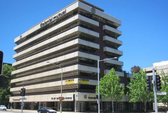 Level 2, 17 University Avenue City ACT 2601 - Image 1