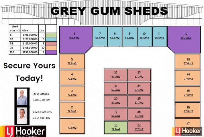1-27, Lot 308 Grey Gum Road Tuncurry NSW 2428 - Image 1