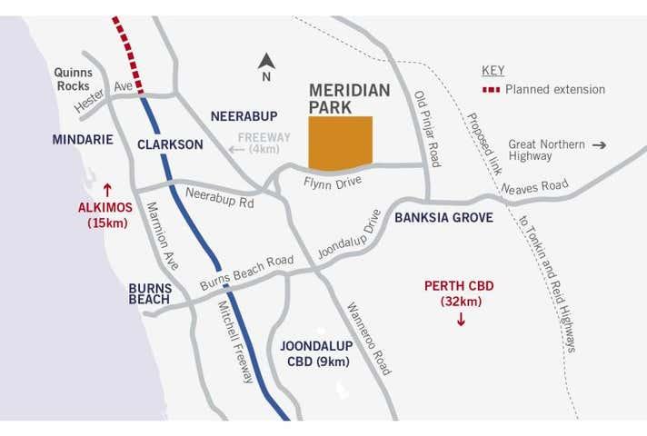 Lot 1022 Longtitude Avenue Neerabup WA 6031 - Image 1