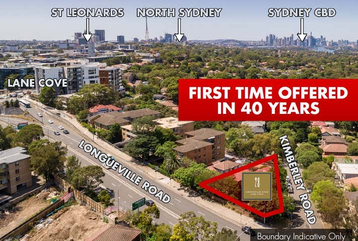 28 LONGUEVILLE ROAD Lane Cove NSW 2066 - Image 1