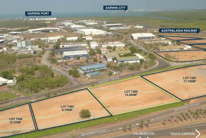 Darwin Business Park, Section 7496 / 26 Export Drive East Arm NT 0822 - Image 1