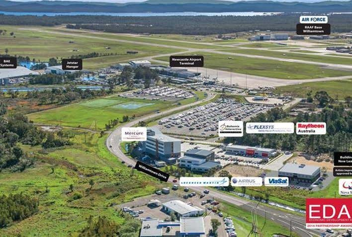 Williamtown Aerospace Centre, Suite 1.02/ Technology Place Williamtown NSW 2318 - Image 1