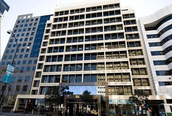 Commercial real estate property for lease in mount for 160 st georges terrace