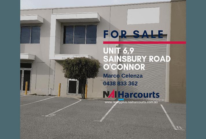 6/9 Sainsbury Road O'Connor WA 6163 - Image 1