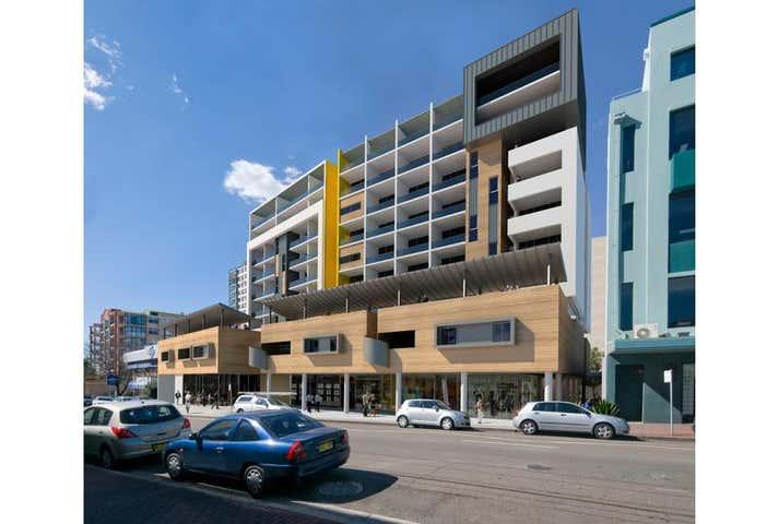 HURSTVILLE EXCHANGE, 11-17  Woodville Street Hurstville NSW 2220 - Image 1