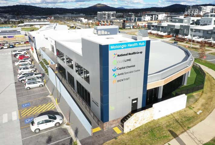 Molonglo Health Hub, 110 Woodberry Avenue Coombs ACT 2611 - Image 1