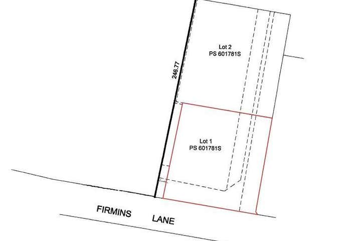 Lot 1 (PS  Firmins Lane Hazelwood North VIC 3840 - Image 1