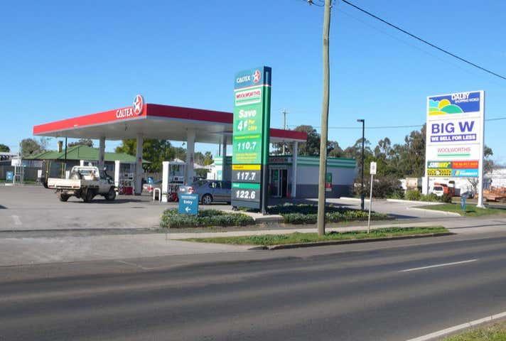 Caltex Service Station, 95 Drayton Street Dalby QLD 4405 - Image 1