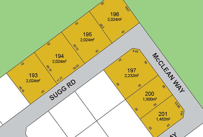 Lot 197, 13 McLean Way Lake King WA 6356 - Image 1