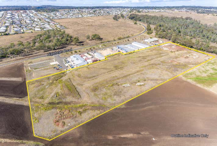 Lot 18 Browne Road & Lot 17 Darian Street (Highfields) Meringandan QLD 4352 - Image 1
