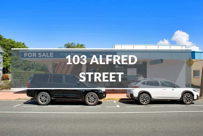 103 Alfred Street Mackay QLD 4740 - Image 1