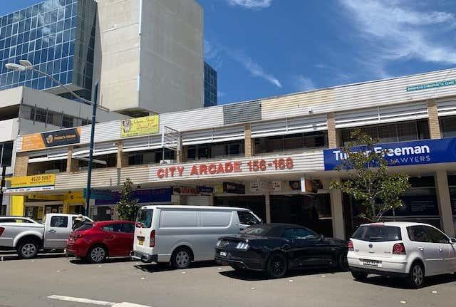 City Arcade, 156-168 Queen Street, Campbelltown, NSW 2560