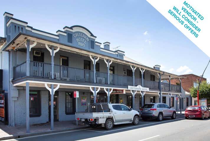 Criterion Hotel, 148 John Street Singleton NSW 2330 - Image 1