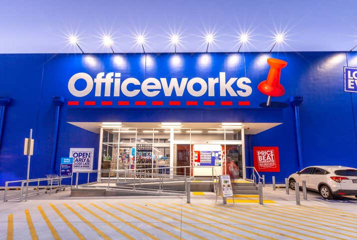 Officeworks Windsor, 157-159 Newmarket Road, Windsor, Qld 4030