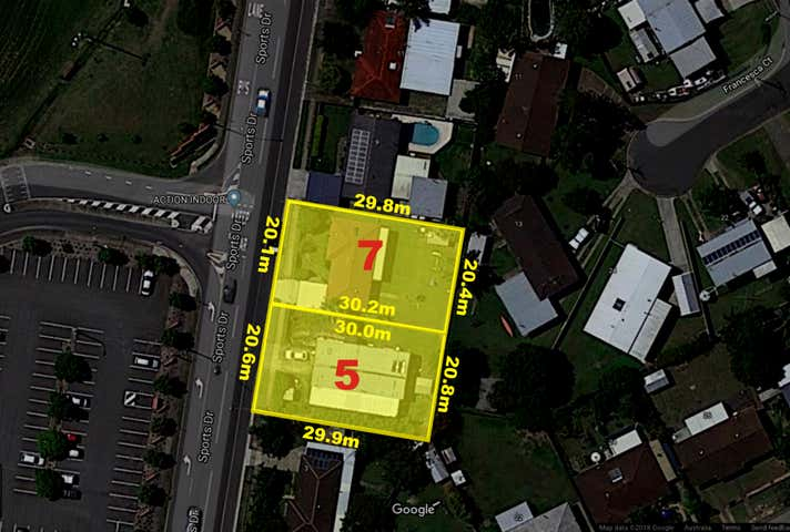.5 & 7 Sports Drive Underwood QLD 4119 - Image 1