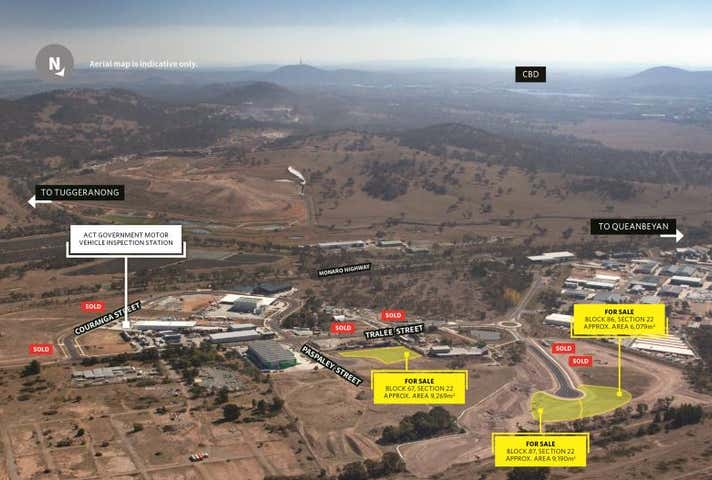 New West Industrial Park, 21 Pethard Road Hume ACT 2620 - Image 1