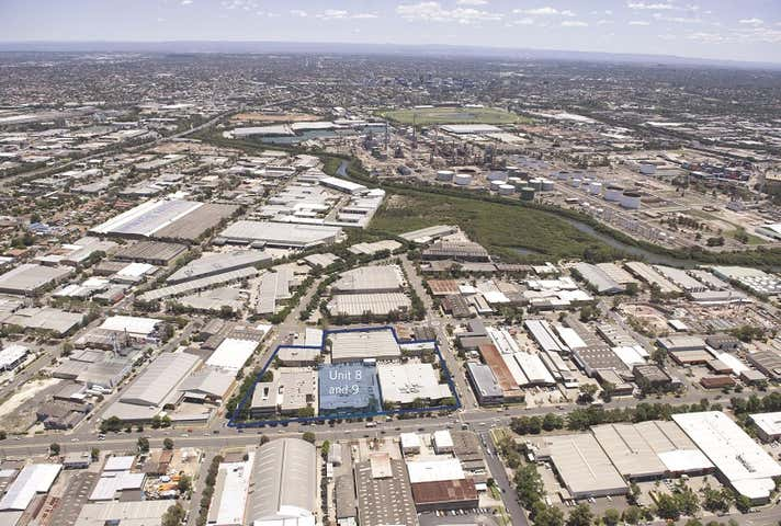 Centrewest Industrial Estate 110 120 Silverwater Road NSW 2128
