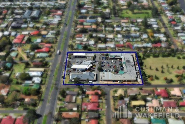 Wyalla Plaza Shopping Centre, Lot 4 & 5 Taylor Street Newtown QLD 4350 - Image 1