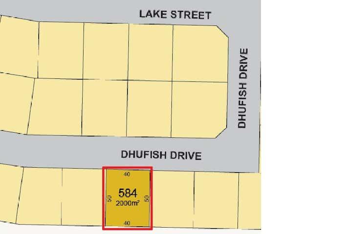Lot 584 Dhufish Drive Leeman WA 6514 - Image 1